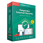 Kaspersky Internet Security 2019 - 5 Lizenzen für PCs/Macs Kaspersky Internet & PC-Security (PC-Softwares)