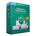 Kaspersky Total Security 2019 - Produkt-Key für 3 Geräte (PC/Mac/Android/iOS) Kaspersky Internet & PC-Security (PC-Softwares)