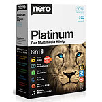 Nero Platinum 2019 - Der Multimedia-König Nero Brennprogramme & Archivierungen (PC-Softwares)