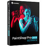 Corel Paintshop Pro 2019 Ultimate Corel Bildbearbeitungen (PC-Softwares)