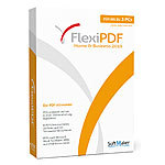 SoftMaker FlexiPDF Home & Business 2019 für bis zu 3 PCs SoftMaker PDF-Generatoren (PC-Software)