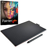 Corel Painter 2019 mit Grafiktablett One by Wacom S Corel Grafiktabletts und Grafik-Software