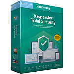 Kaspersky Total Security 2020 - Produkt-Key für 3 Geräte (PC/Mac/Android/iOS) Kaspersky Internet & PC-Security (PC-Softwares)