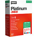 Nero Platinum 365 Nero Brennprogramme & Archivierungen (PC-Softwares)