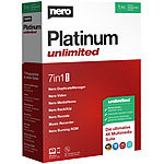 Nero Platinum Unlimited Nero Brennprogramme & Archivierungen (PC-Softwares)