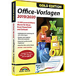 Markt + Technik Office-Vorlagen 2019 Gold Edition Markt + Technik Office-Vorlagen (PC-Softwares)