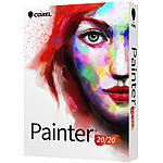 Corel Painter 2020 mit Grafiktablett One by Wacom S Corel Grafiktabletts und Grafik-Software