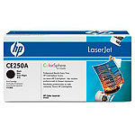 hp Original Toner-Kartusche CE250A, black hp Original-Toner-Cartridges für HP-Laserdrucker