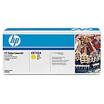 hp Original Toner-Kartusche CE742A, yellow hp Original Toner-Cartridges für HP-Laserdrucker