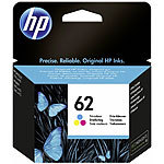 hp Original Tintenpatrone C2P06AE (No.62), color hp Original HP-Tintenpatronen