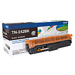 Brother Original Toner-Kartusche TN-242BK, schwarz Brother Original-Toner-Cartridges für Brother-Laserdrucker