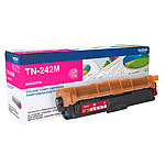 Brother Original Toner-Kartusche TN-242M, magenta Brother Original-Toner-Cartridges für Brother-Laserdrucker