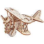"Wooden City Kinetisches 3D-Holzpuzzle ""Doppeldecker"", ohne Klebstoff 3D-Holz-Puzzles"