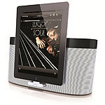 Gear4 AirZone Series 1 Lautsprecherdock mit AirPlay und iPod/iPad-Dock Sound-Docks (Dock-Connector)