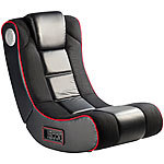 Mod-it 2.1-Soundsessel mit Vibration für Gaming & Film, Bluetooth, schwarz Mod-it Soundsessel