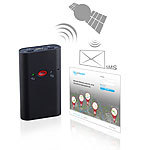simvalley MOBILE GPS-Tracker simlocate T1 mit SOS-Taste & GPS-Ortung (refurbished) simvalley MOBILE GSM-Tracker