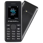 simvalley MOBILE Dual-SIM-Handy mit Kamera, Farb-Display, Bluetooth, FM, vertragsfrei simvalley MOBILE