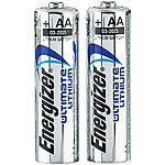 Energizer Ultimate Mignon Lithium-Batterie AA Mignon 1,5 V 4er-Pack Energizer Alkaline Batterien Mignon AA