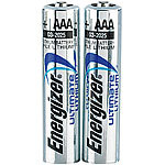 Energizer Ultimate Lithium-Batterie AAA Micro 1,5 Volt im 2er-Pack Energizer Lithium-Batterien