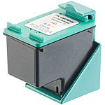 Recycled Cartridge für HP (ersetzt C8766EE No.343), color HC 20ml recycled / rebuilt by iColor Recycled-Druckerpatrone für HP-Tintenstrahldrucker
