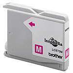 Brother Original Tintenpatrone LC970M, magenta Brother Original-Tintenpatronen für Brother-Tintenstrahldrucker