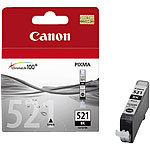 CANON Original Tintenpatrone CLI-521BK, photo black CANON Original-Canon-Druckerpatronen