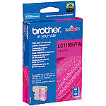 Brother Original Tintenpatrone LC1100M, magenta Brother Original-Tintenpatronen für Brother-Tintenstrahldrucker