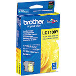 Brother Original Tintenpatrone LC1100Y, yellow Brother Original-Tintenpatronen für Brother-Tintenstrahldrucker