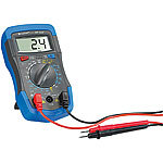 "Digitales Multimeter ""HP-33D"" mit Data-Hold, Stoßschutz und Messkabeln Digital-Multimeter"