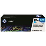 hp Original Tonerkartusche CB541A, cyan hp Original-Toner-Cartridges für HP-Laserdrucker