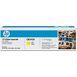 hp Original Tonerkartusche CB542A, yellow hp Original-Toner-Cartridges für HP-Laserdrucker