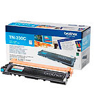 Brother Original Toner TN-230C, cyan Brother Original-Toner-Cartridges für Brother-Laserdrucker