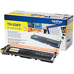 Brother Original Toner TN-230Y, yellow Brother Original-Toner-Cartridges für Brother-Laserdrucker