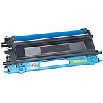 recycled / rebuilt by iColor Brother TN-135C Toner- Rebuilt- cyan recycled / rebuilt by iColor Rebuilt Toner Cartridges für Brother-Laserdrucker