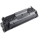 iColor HP Q2612A / No.12A Toner black- Kompatibel- XL iColor Kompatible Toner-Cartridges für HP-Laserdrucker