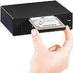 "Xystec Interne HDD-Docking-Station für 2,5 & 3,5"" SATA-HDDs Xystec Festplatten Dockingstations"