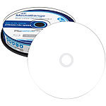 MediaRange Blu-ray Rohling BD-R Dual Layer 50GB 6x speed, printable, 10er-Spindel MediaRange Blu-Ray-Rohlinge