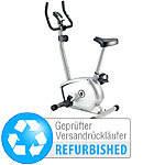 PEARL sports Heimtrainer HT-540 mit Handpuls-Sensoren (refurbished) PEARL sports Heimtrainer