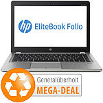 "hp EliteBook Folio 9470m, 35,6 cm/14"", 8 GB, 180 GB SSD (generalüberholt) hp Notebooks"