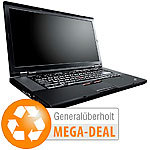 "Lenovo ThinkPad T520, 39,6 cm/15,6"", Core i5, 320 GB (generalüberholt) Lenovo Notebooks"