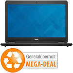 "Dell Latitude E7440, 35,6 cm/14"", Core i5, 8GB, 240GB SSD (generalüberholt) Dell Notebooks"