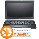 "Dell Latitude E6420, 35,6 cm/14"", Core i7, 8 GB, 320 GB (generalüberholt) Dell Notebooks"