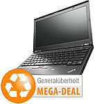 "Lenovo ThinkPad X230, 31,8 cm/12,5"", 128 GB SSD, Docking (generalüberholt) Lenovo Notebooks"