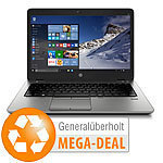 "hp EliteBook 840 G1, 35,6 cm/14"", Core i5, 180 GB SSD (generalüberholt) hp Notebooks"