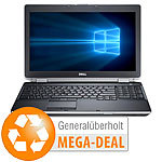 "Dell Latitude E6530, 39,6 cm/15,6"", Core i7, 128 GB SSD (generalüberholt) Dell"