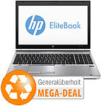 "hp EliteBook 8570p, 39,6cm / 15.6"", HD+, Core i7, 8 GB (generalüberholt) hp Notebooks"