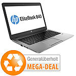 "hp EliteBook 840 G2, 35,6cm/14"", Core i5, 8 GB, SSD (generalüberholt) hp Notebooks"