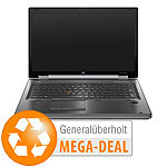 "hp EliteBook 8770W, 43,9 cm/17,3"", Core i7, 256 GB SSD (generalüberholt) hp"