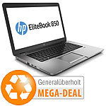 "hp Elitebook 850 G1, 39,6 cm/15,6"", Core i5, 256 GB SSD (generalüberholt) hp Notebooks"