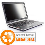 "Dell Latitude E6520, 39,6 cm / 15,6"", 256 GB SSD, Docking (generalüberholt) Dell Notebooks"